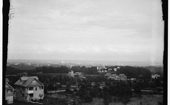 Views of Washington from
