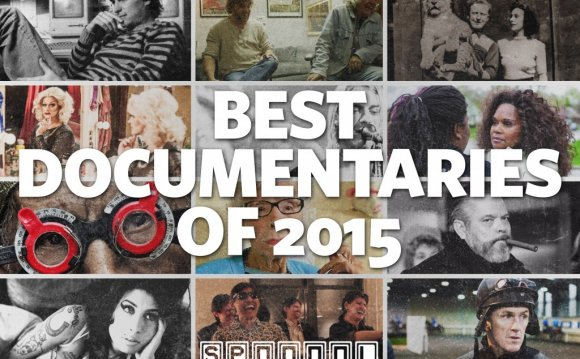 Best documentaries of 2015