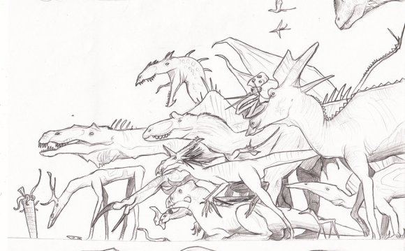 My New Dinosaurs by