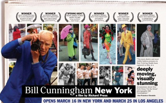 Bill Cunningham, new york