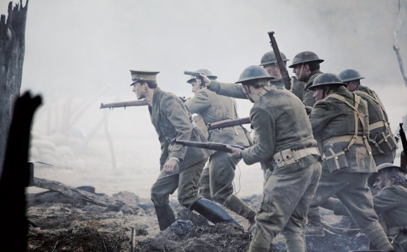 """The World Wars"" TV review on"