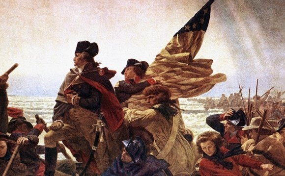 History Channel Revolutionary War documentary