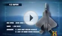 Top Best Fighter Aircraft Ever Made - Full Documentary