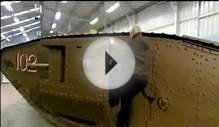 Tanks of World War I and II - Military BBC Documentary 2015